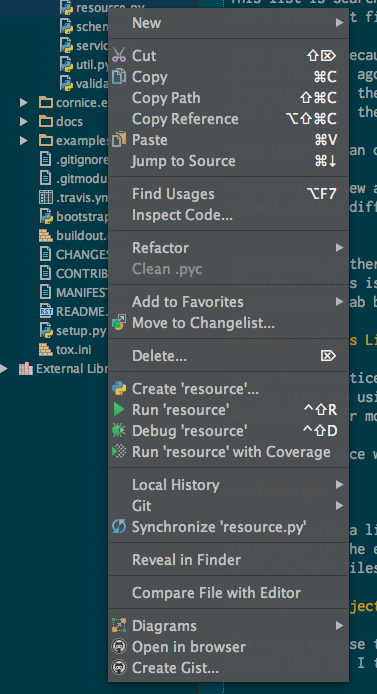 An Epic Review of PyCharm 3 from a Vim User\'s Perspective – Andrew ...